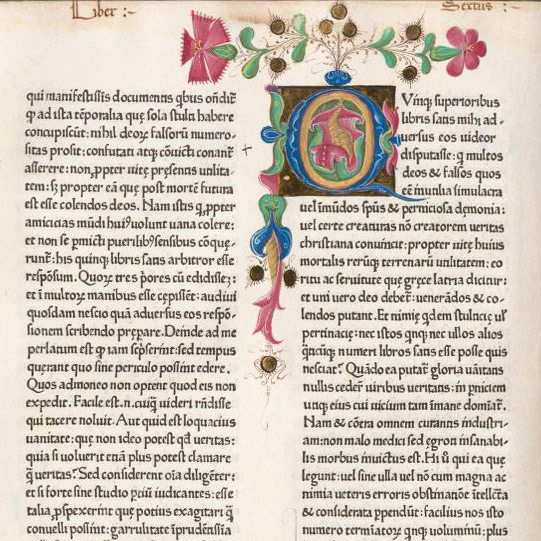 image incunables et post incunables
