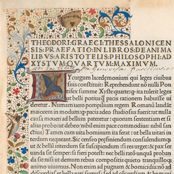Incunables